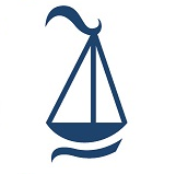 Logo Just the Sailboat Square